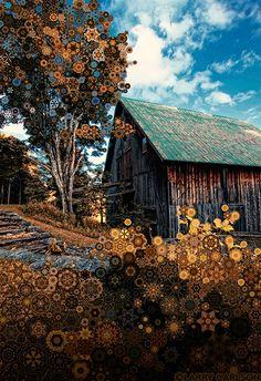 LARRY CARLSON STORE — November Paradise