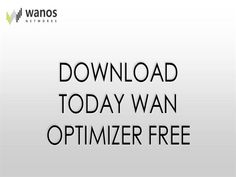 Most of the IT companies are always focusing to improve application and data delivery when implementing WAN optimizer. Delivery