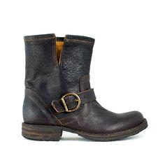 Fiorentini + Baker Eli - re-souL  #brown #moto #boot