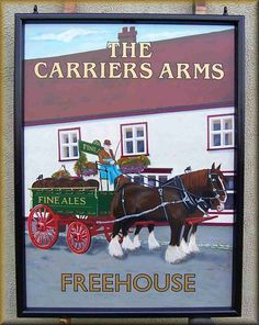 Image detail for -... inn bar restaurant door sign design personalized signs for pubs sale