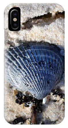 Blue Seashell – Au Natural IPhone X Case for Sale by Arabella Marie – Best Christmas Eve Au Natural, Christmas Eve, Sea Shells, Fine Art America, Iphone, Prints, Uk Europe, Phone Case, December