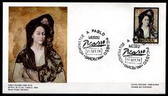 Maler Pablo Picasso Porträt Von Señora Canals FDC Spanien 1978   eBay