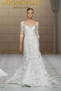 2015 Pronovias Gelinlik Modelleri - Pronovias 2015 Bridal Collection, Pronovias 2015 wedding dresses