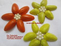 """YouTube flowers from pista. YouTube rangoli tips tutorials for beginners. Diwali dipawali festival special rangoli design tutorial art creation. Flower rangoli. Rangoli tips for beginners. Search """"Art&Craft byNidhi"""" YouTube Channel for more Creative Tutorials. #art #craft #hobby #artist #rangoli #DIY #creative #flower #kids #school #project #bestfromwaste #innovative #beautiful #drawing #painting #diwali #unique #origami #india #london #paris #canada #bombay #ahmedabad"""