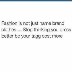 Yepp ppl only thinks a tag appeals to the eye!! NO the look of the product does so I think you got Robbed ✅✅
