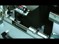 """High Speed, """"On the Fly"""" Laser Wire Marking System"""