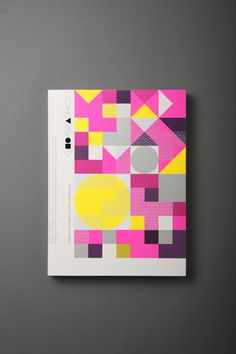 Geo/Graphics by Tomas M., via Behance