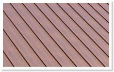 Aged Copper - Interlock Roofing Systems - robs need to be narrower, taller, and spaced apart more