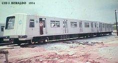Sua primeira operação foi em 14 de setembro de 1974, com a linha operando entre Jabaquara e Vila Mariana, com funcionamento entre 10 às 15 horas da tarde. Já em 1975, o Metrô chegou ao centro da cidade, com a estação Liberdade. Já em 26 de setembro do mesmo ano, a linha Jabaquara-Santana já estava completa, num total de 16,7 km e funcionando entre 6h a 20h30min. // Metrô SP   Trens Urbanos