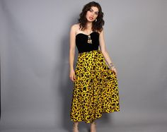 1980s print skirt from Lucky Vintage  Shop online now on their Virb site: http://luckyvintageseattlecom.virb.com/
