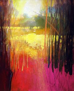 """Contemporary Painting - """"""""Coppice 862"""""""" (Original Art from MARK GOULD)"""