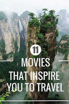 Travel is something that calms our mind as soon as we think of it but we land up on touristy holidays that make us feel like we lost money and not had the experience you had in mind. I can totally understand. For that reason, I have listed the movies which will make you pack