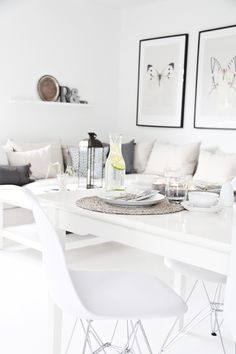 Lamų slėnis is an e-magazine from Lithuania that focuses on interior design, furniture and accessories for the home. Side Chairs, Dining Chairs, Dining Room, Interior Styling, Interior Decorating, Sweet Home, Home And Deco, Interiores Design, Interior Design Inspiration