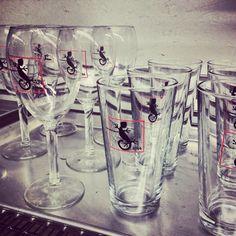 Matching pints and wine glasses. Pints, Pint Glass, Beer, Glasses, Tableware, Root Beer, Eyewear, Ale, Eyeglasses
