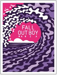 Image result for mania fall out boy poster
