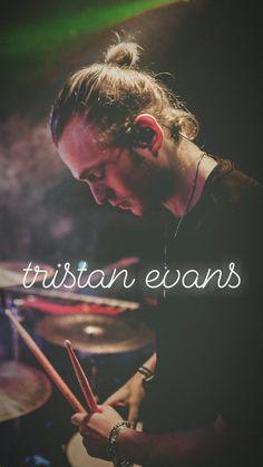 Tristan Evans The Vamps Wallpaper