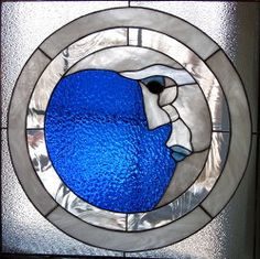 Glass Goddess Stained Glass- would like to replace my bathroom window with this -