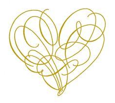 calligraphy heart more calligraphy heart calligraphy fonts hands ...