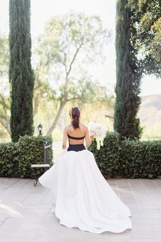 Tendance Robe du mariage Our all-time favorite wedding dresses from Which would you choose? Wedding Ponytail, Bridal Hairdo, Best Wedding Dresses, Wedding Gowns, Backless Wedding, Bride Gowns, Bridal Dresses, Best Wedding Hairstyles, Bridesmaid Hairstyles