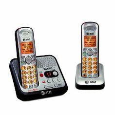 AT EL52200 DECT 6.0 2 Handset Cordless Telephones Review