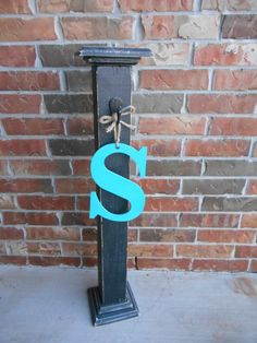 Welcome+Post+Front+Porch+Porch+Decor+Entrance+by+LittleTreeDecor