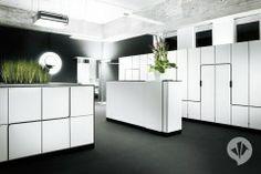Schöner Arbeiten: Design Offices Büromöbel | Danpearlman
