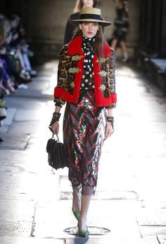 Gucci | Cruise 2017 | Look 53