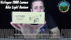 Victagen VN BKTH3 1000 Lumen Bike Light Review