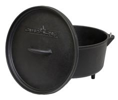 Camp Chef Deep Prong Horn 10IN Dutch Oven *** Check this awesome product by going to the link at the image.