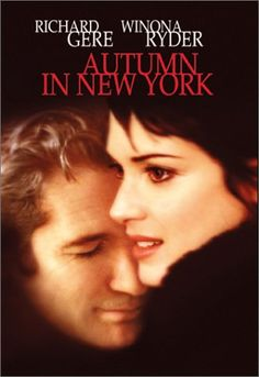 Directed by Joan Chen.  With Richard Gere, Winona Ryder, Anthony LaPaglia, Elaine Stritch. Romantic drama about an aging playboy who falls for a sweet, but terminally ill, young woman.