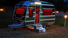 2013RomaCaravan8. A little camper that ......glows!