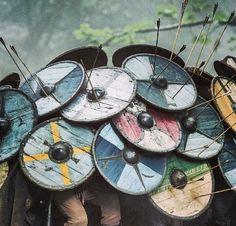 """Shield Power ""   #historyvikings #vikings #ragnar"