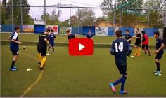 Youth Passing Drills for Soccer. The best videos and articles on the web for football coaches.