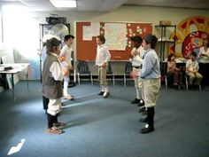 Arts Activities grade colonial dance Use to teach students a colonial dance. Social Studies Notebook, 5th Grade Social Studies, Teaching Social Studies, Teaching History, Teaching Music, History Education, American History Lessons, Us History, Colonial America Unit