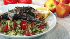 Grilled lemon and honey sardines | Food - This Morning