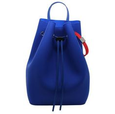 American Jewel Small Jelly Backpack Purse