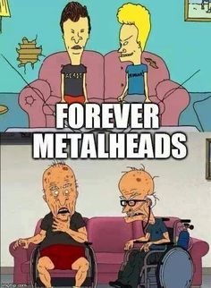 Beavis and Butt-head... the best.
