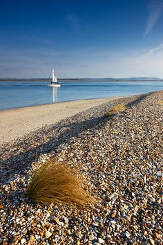 England.  West Wittering - West Sussex.