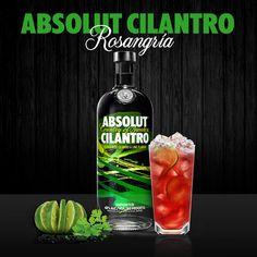 CILANTRO ROSANGRÍA: Summer flavor - rain or shine.