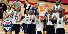 Team USA Olympic Men's Basketball Final Roster 2012: Complete List of Nominees