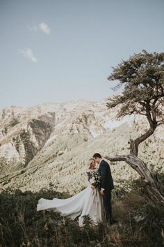 Insanely Beautiful First Look Photos in the Utah Mountains