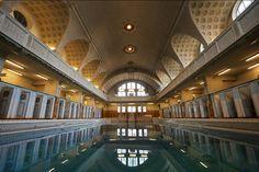 "art museum ""La Piscine"" (the swimming pool) in Roubaix, France"