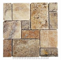 scabos travertine - Google Search