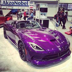 2015 purple Viper!!! Oh ya!!!!