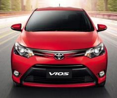 Toyota Vios 2013 Officially Unveiled [PICS]...love it!