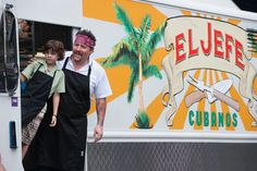 Here Are New Photos from Jon Favreau's Chef Movie
