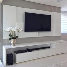 36 Nordic Fashionable Design Home Living Room TV Cabinet TV Stand Furniture - What Works and What Doesnt - kindledecor Tv Cabinet Design, Tv Wall Design, Design Case, House Design, Modern Tv Cabinet, Living Room Tv Cabinet, Home Living Room, Living Room Decor, Kitchen Living