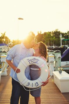 Yacht Club engagement by jasonmizephotography.com