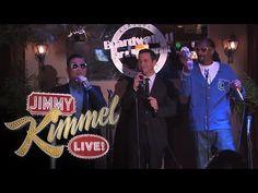 Psy, Snoop Dogg & Jimmy Kimmel Karaoke