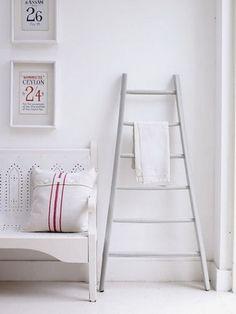Стремянки, лестницы в интерьере